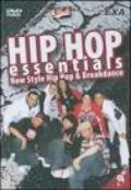 Hip hop essentials. New style hip hop & breakdance. Corso di ballo. DVD-ROM