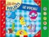 Il mio primo libro delle vocali parlante