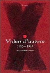 Video d'autore (1986-1995)