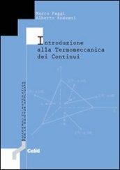 Introduzione alla termomeccanica dei continui