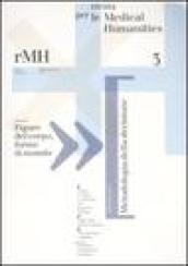 Rivista per le medical humanities (2007). 3.