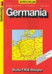Germania. Euro Atlante 1:300.000