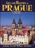 Arte e storia di Praga. Ediz. inglese