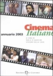 Cinema italiano. Annuario 2003