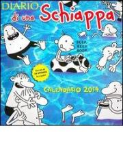 Diario di una schiappa. Calendario 2014