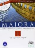 Maiora. Dalle origini alla tarda antichità. Vol. unico. Con espansione online. Per i Licei e gli Ist. magistrali. Con CD-ROM