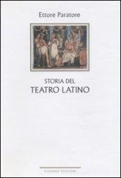 Storia del teatro latino
