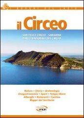 Il Circeo. San Felice Circeo. Sabaudia. Parco nazionale del Circeo