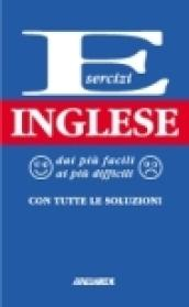 Esercizi d'inglese