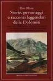 Storie, personaggi e racconti leggendari delle Dolomiti