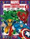 Stickers. Marvel Heroes. 1.