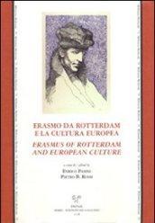 Erasmo da Rotterdam e la cultura europea. Erasmus of Rotterdam and european culture. Atti dell'incontro di studi nel V centenario della laurea di Erasmo.... Ediz. bilingue