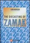 The diecasting of zamak