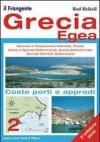 Grecia Egea. Saronico e Peloponneso orientale, Cicladi, Eubea e Sporadi settentrionale, Grecia settentrionale, Sporadi orienatli, Dodecaneso