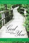 God is waiting to meet you building your relationship with God. Father, Son, and Holy spirit through daily prayer