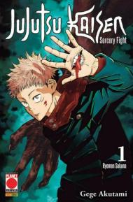 Jujutsu Kaisen. Sorcery Fight vol.1