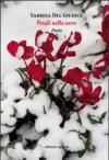 Petali nella neve