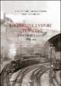 Locomotive a vapore in Italia. Dalle tre reti alle FS 1885-1905