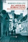 Trentasei cartoline di Bracciano risalenti agli anni 1944-1951