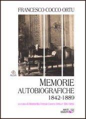 Memorie autobiografiche. 1842-1889