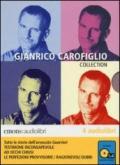 Tutte le storie dell'avvocato Guerrieri letto da Gianrico Carofiglio. Audiolibro. 4 CD Audio formato MP3. Ediz. integrale