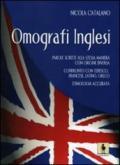 Omografi inglesi. Parole scritte alla stessa maniera con origine diversa