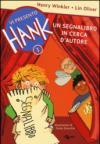 Un segnalibro in cerca d'autore. Vi presento Hank vol.1