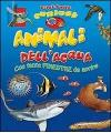 Animali acquatici. Finestre curiose