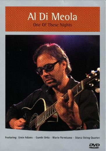 Di Meola Al - One Of These Nights