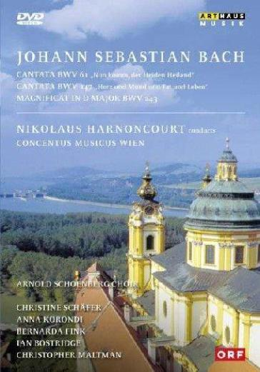 Bach J.S. - Magnificat And Cantatas