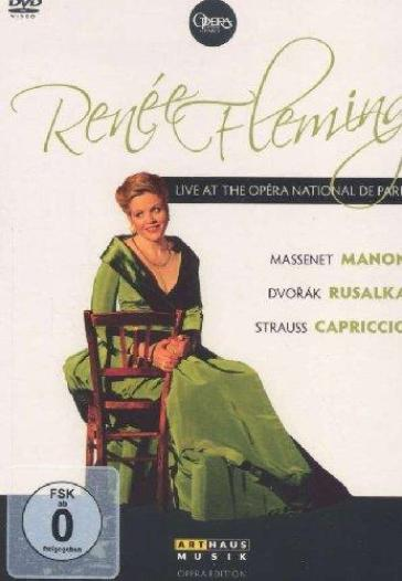 Renee Fleming - Live At The Opera National De Paris (6 Dvd)
