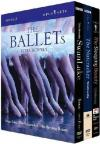 Ciaikovski Ballets (4 Dvd)