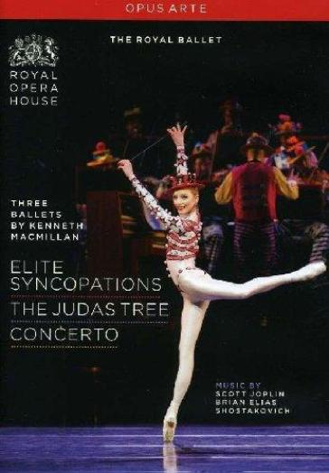 Kenneth Macmillan - Three Ballets