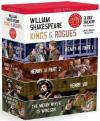 Kings And Rogues (4 Dvd)