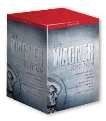 Wagner Edition (The) (25 Dvd)