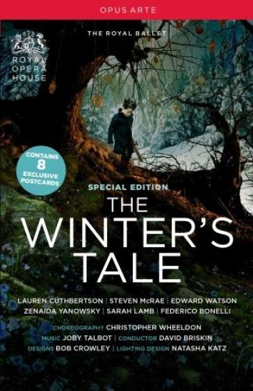 Joby Talbot - The Winter's Tale - Special Edition - Briskin David Dir