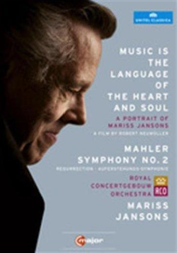 Mariss Jansons - Music Is The Language Of Heart And Soul (2 Dvd)