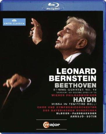 Beethoven - Bernstein Conducts Beethoven And Haydn