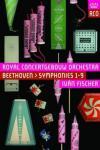 Beethoven - Sinfonie (Integrale) - Fischer Ivan Dir (3 Dvd)