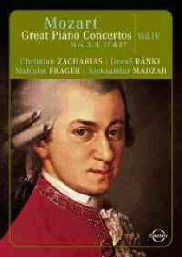 Mozart - Great Piano Concertos 4
