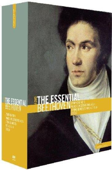 Beethoven - The Essential Beethoven (4 Dvd)