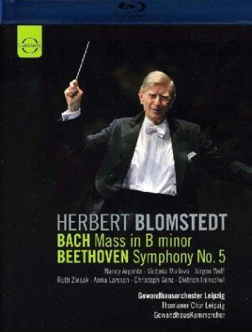 Bach J.S. - Mass In B Minor / Beethoven - Symphony N.5