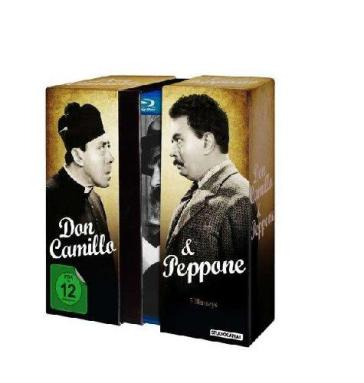 Don Camillo & Peppone Special Edition Box (5 Blu-Ray)