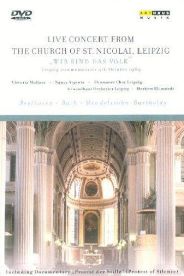 Live From Church Of St.Nicolai - 9th October Memorial