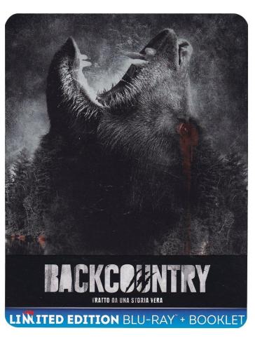Backcountry (Blu-Ray+Booklet)