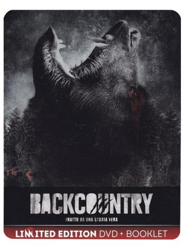 Backcountry (Dvd+Booklet)