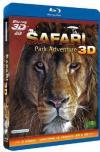 Safari Park Adventure 3D (3 Blu-Ray 3D)