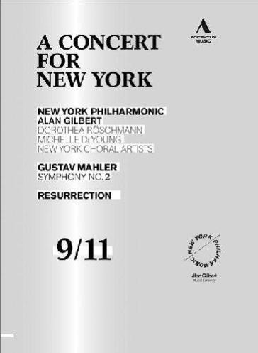 Concert For New York (A)