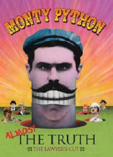Monty Python - Almost The Truth - The Lawyer's Cut (2 Dvd)