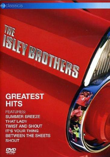 Isley Brothers - Summer Breeze - Greatest Hits Live
